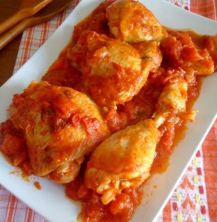 Pollo alla cacciatora in padella ricetta