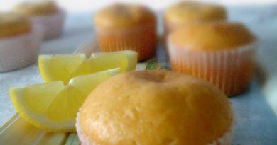 Muffin al limone - wings of sugar blog