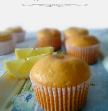 Muffin al limone - wings of sugar blog