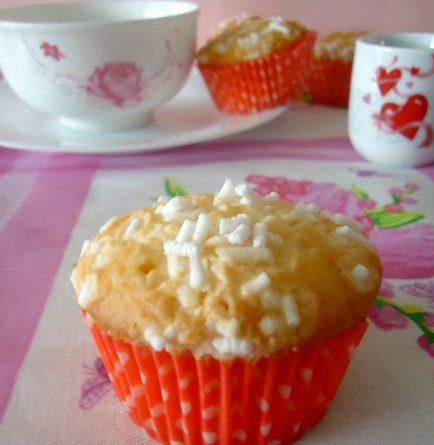 Muffin al cocco ricetta semplice
