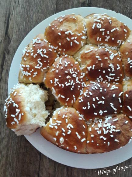 Brioche al mascarpone - wings of sugar blog