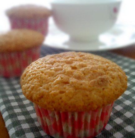 Muffin di zucca ricetta semplice