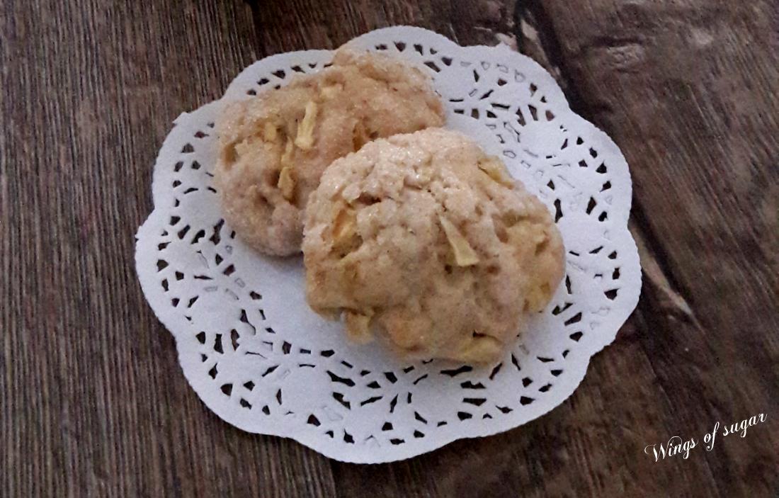 Biscotti con mele golden ricetta