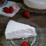 Cheesecake alle fragole senza cottura - Wings of sugar blog