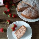 Torta alle fragole morbiddima - wings of sugar blog