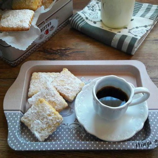 Biscotti al mascarpone ricetta - Wings of sugar blog