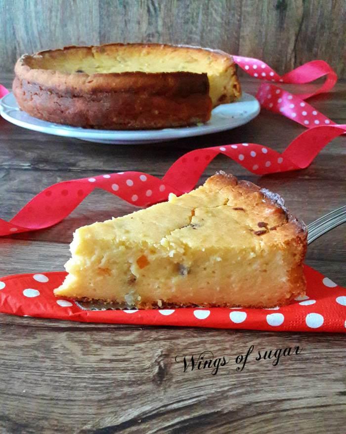 Migliaccio dolce di Carnevale- Wings of sugar blog
