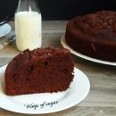 torta al cioccolato con mascarpone nell'impasto- Wings of sugar blog