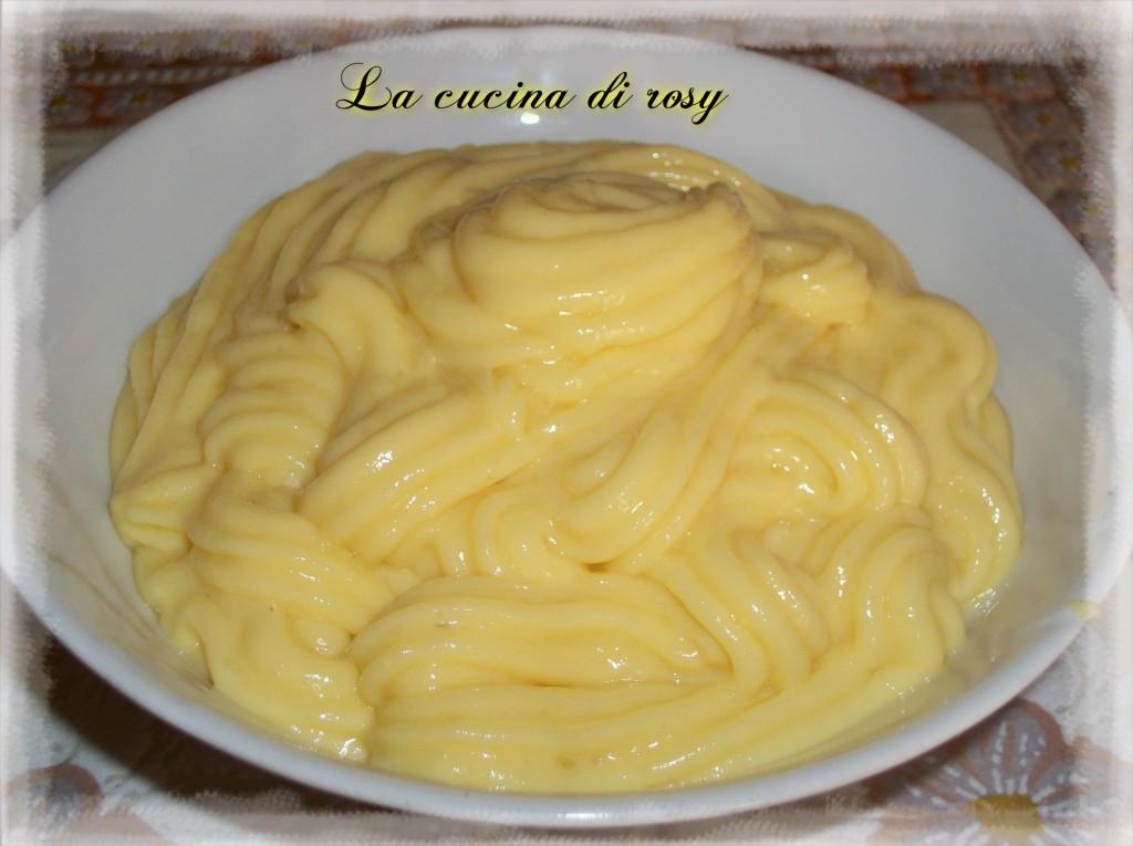Crema pasticcera la cucina di rosy - La cucina di sara torte ...