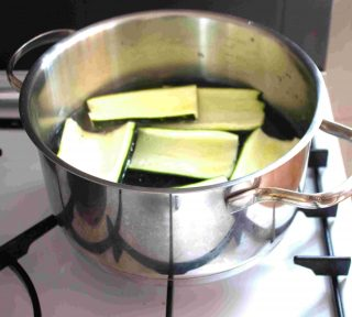 bolliamo le zucchine
