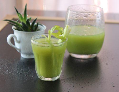 Green detox al miele – estratto di sedano-