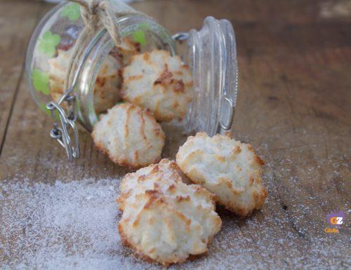 Delizie al cocco ricetta facile