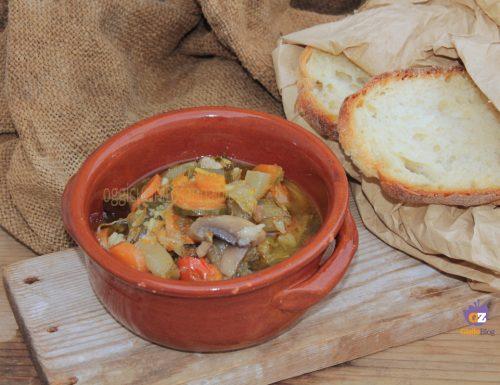 Zuppa di verdure autunnale