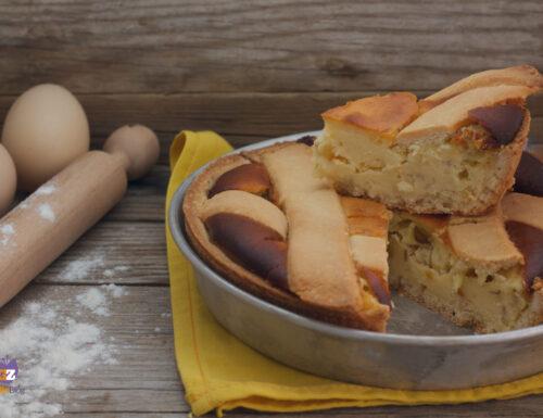 Pastiera napoletana-preparazione tradizionale e bimby-