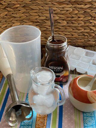Caffè freddo in crema ricetta con acqua senza panna
