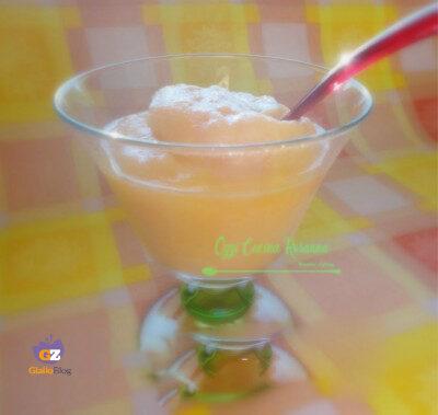 Sorbetto al melone (versione Bimby)