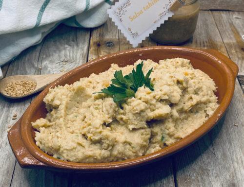 Hummus di ceci -ricetta bimby-