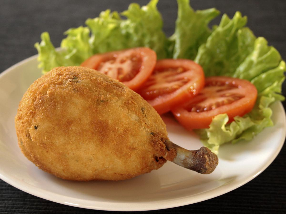 Coxa-creme de frango