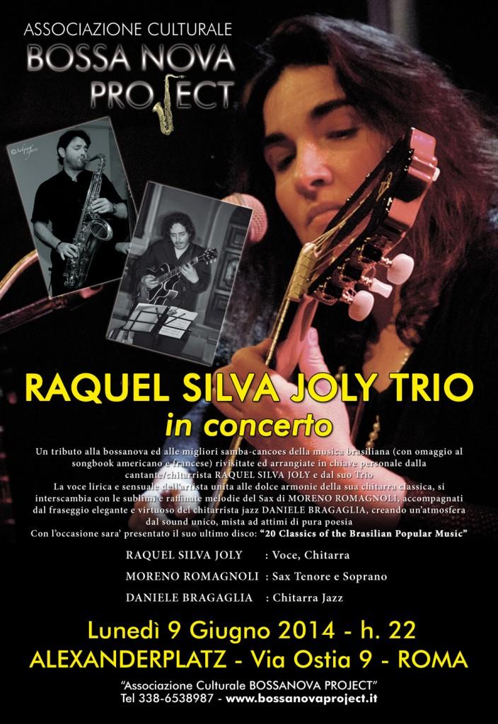 RAQUEL SILVA JOLY TRIO In Concerto