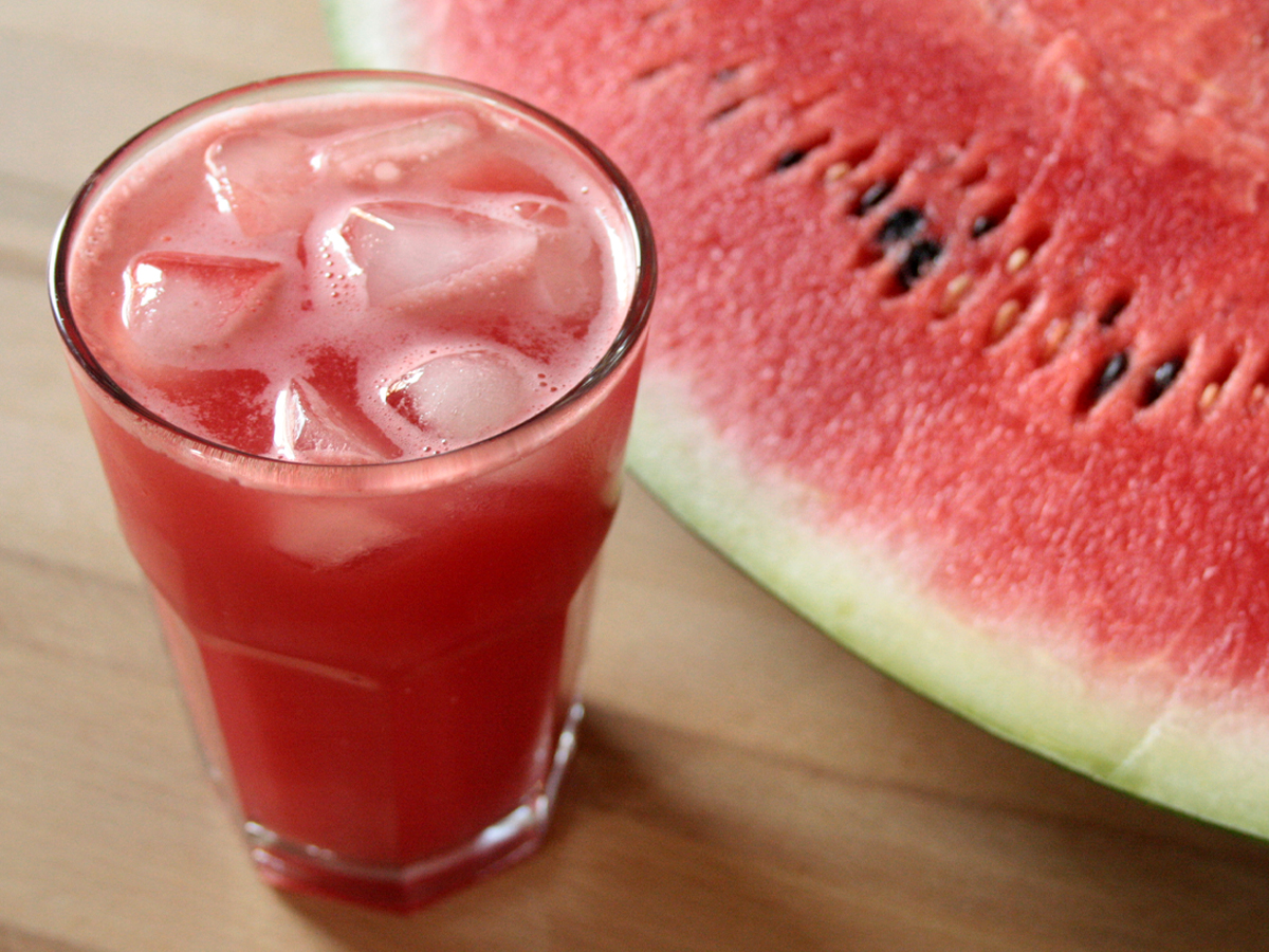 Suco di anguria – Suco de melancia – Watermelon Juice
