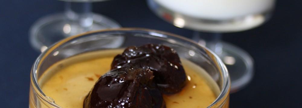 TAVOLA DI NATALE BRASILIANA – 13: Manjar branco (budino di cocco)