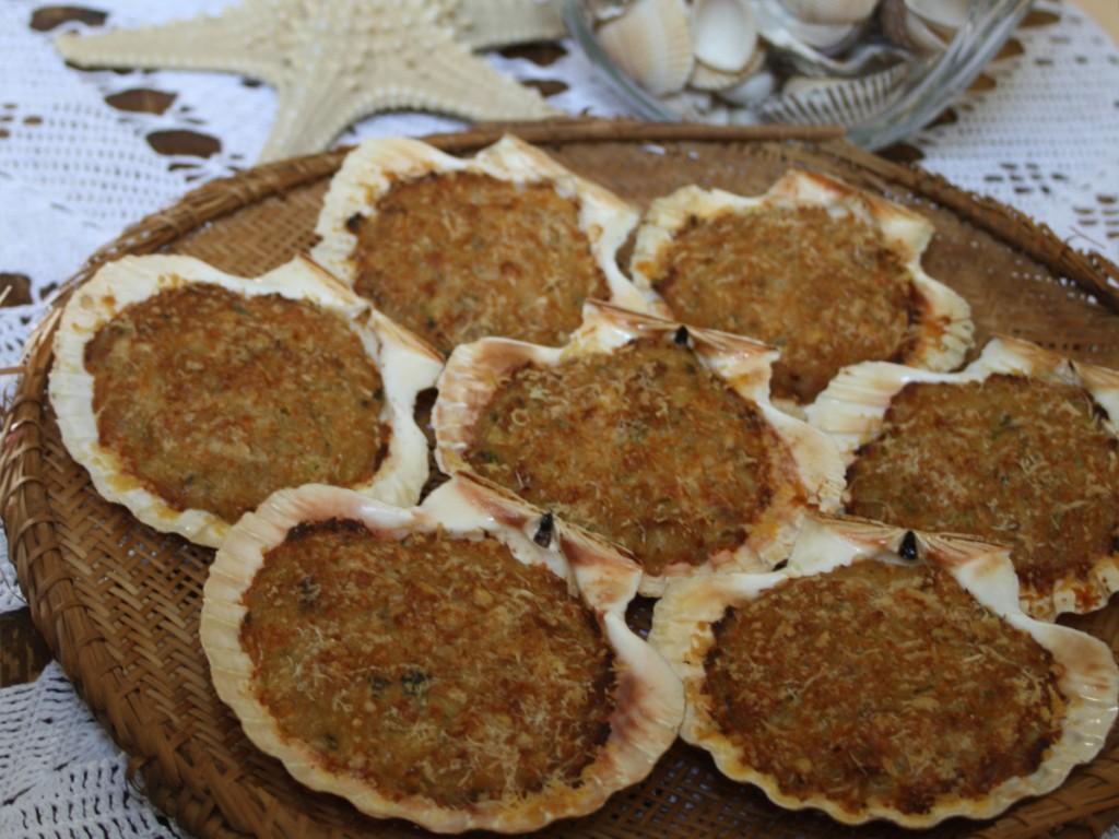 Corazza di granchio casquinha de siri paperblog for Cucinare granchio
