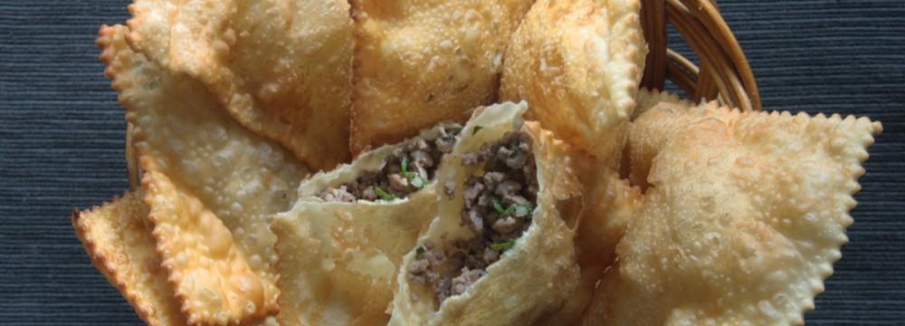 Tortello fritto (Pastel)