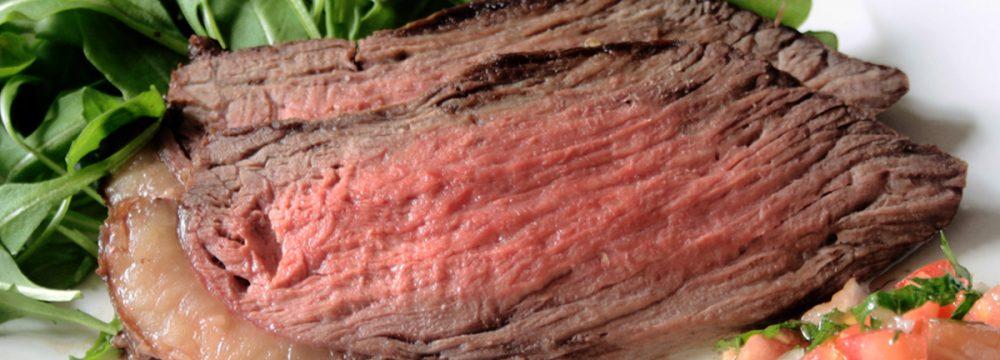 """Rosbife de picanha (Roast beef di """"picanha"""")"""