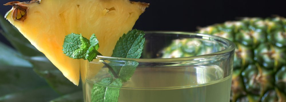 Succo di ananas (Suco de abacaxi)