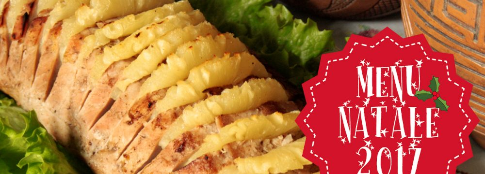 """MENU DI NATALE: """"Lombo com abacaxi"""" (Lonza arrosto con ananas)"""
