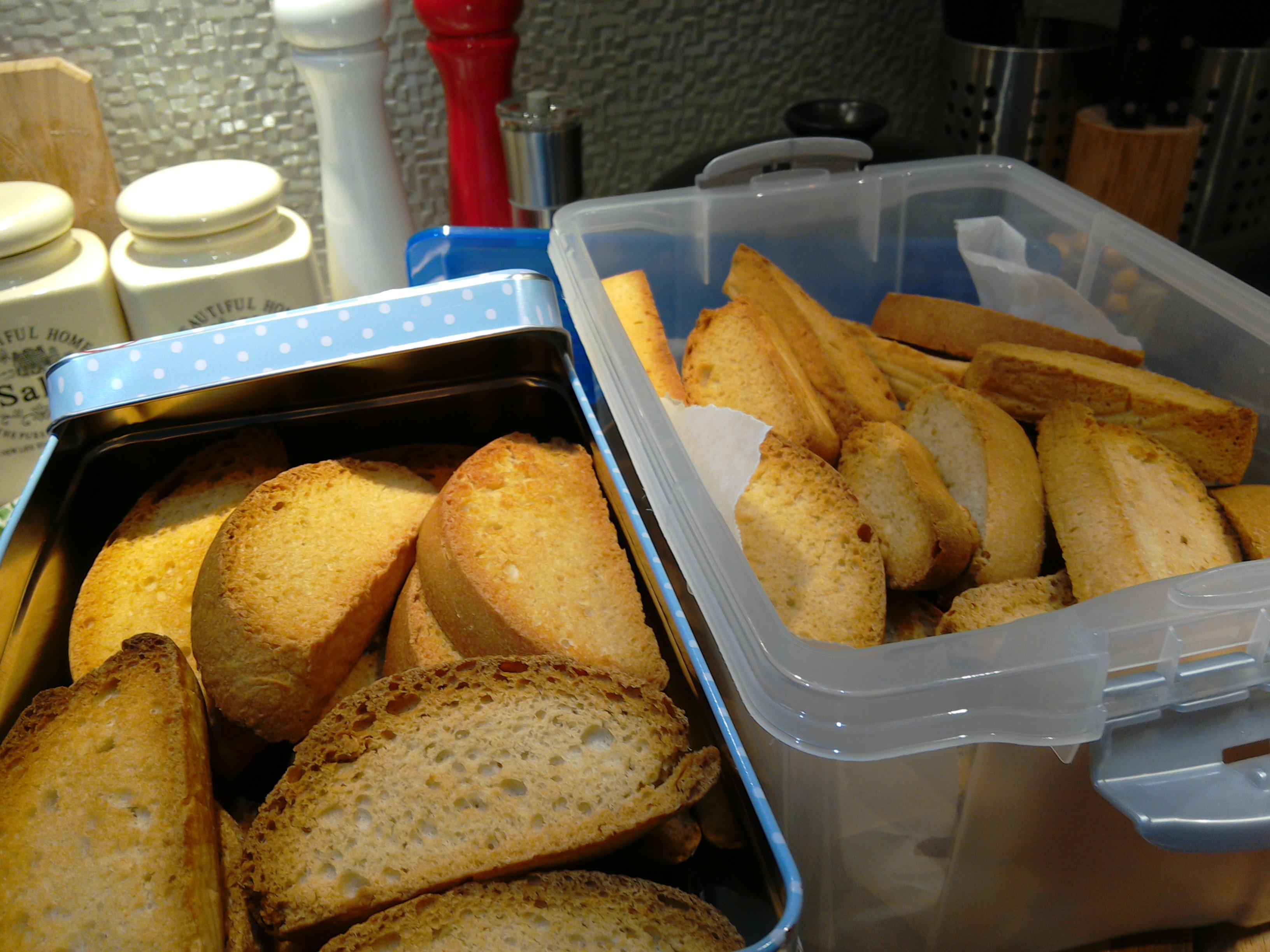 Biscotti del lagaccio con lievito madre ( detto biscotto della salute)