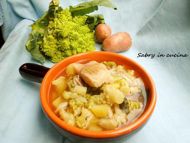 minestra broccolo arzilla