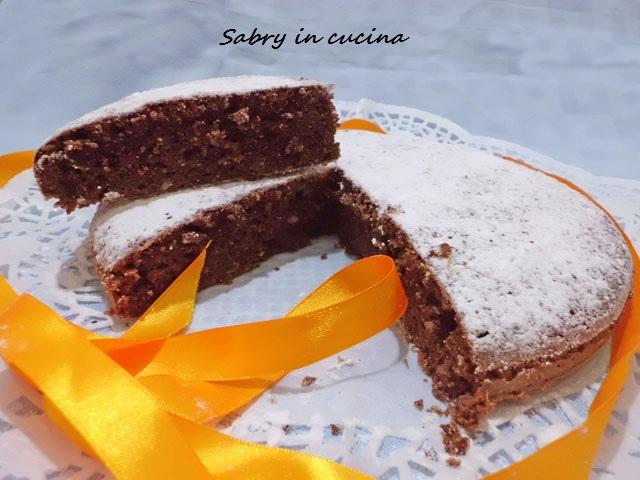 torta albumi mandorle