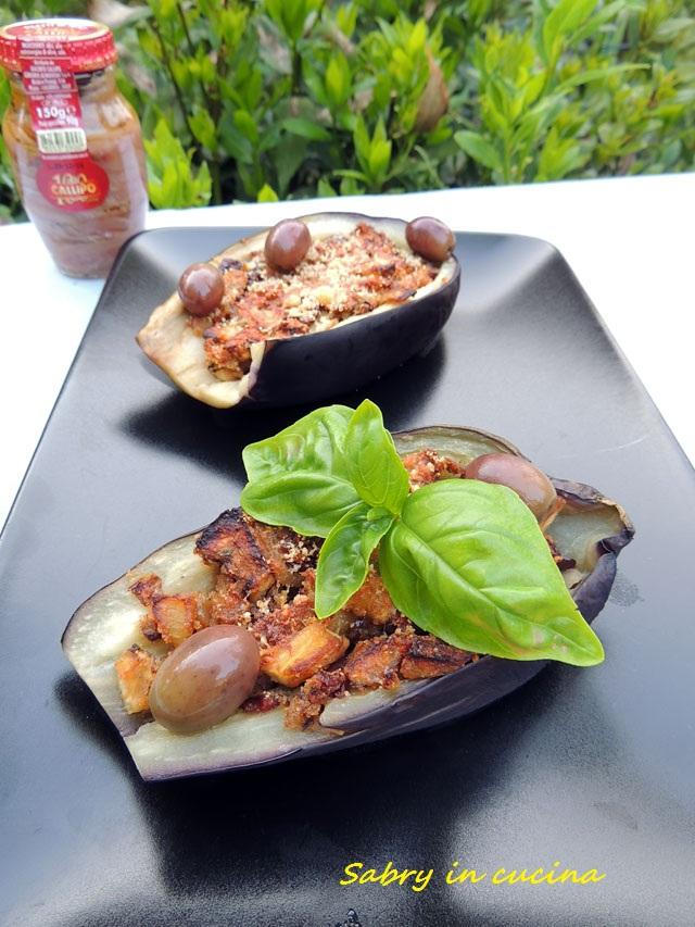 melanzane pecorino e olive