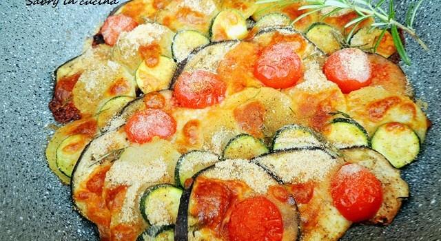 verdure al forno filanti