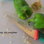 pasta friggitelli ed olive