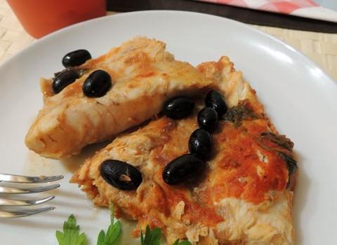 persico pomodoro olive