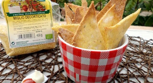 tortillas di mais e miglio