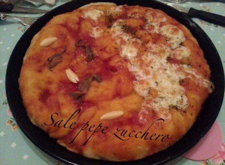 La pizza metodo Bonci