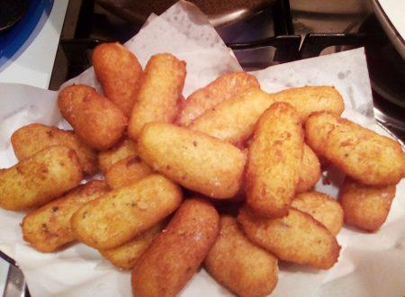 Crocchè di patate alla palermitana
