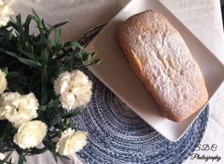 Pan d'arancio al profumo di  VANIGLIA