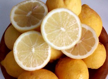Sorbetto al Limone – Ricetta Siciliana