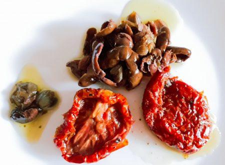 Conserva di Pomodori secchi sott'olio