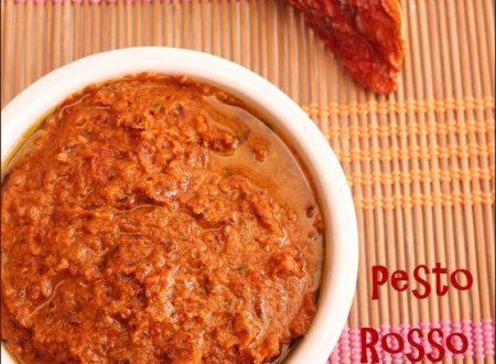 Pesto Rosso – Ricetta Facile e Veloce