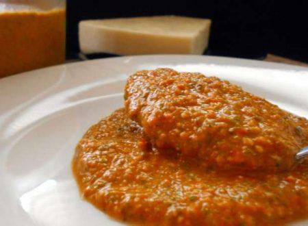 Pesto di Melanzane Rosso