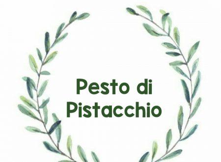 Pesto di Pistacchio – Ricetta facile e veloce
