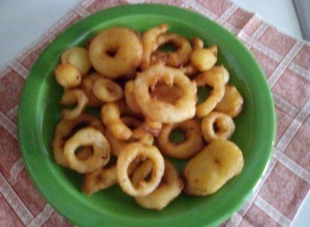 Anelli di cipolla allo zafferano – Onions Rings