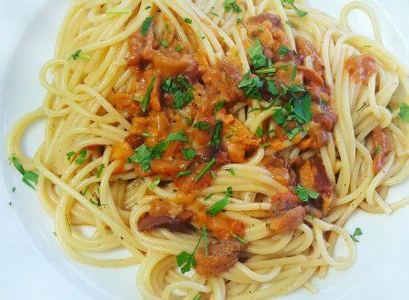 Spaghetti con i Ricci – Ricetta da Chef
