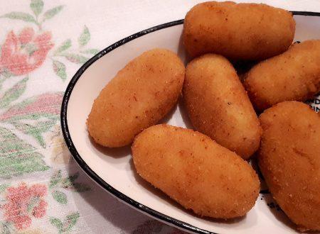 Arancinette al Burro – Ricetta Siciliana
