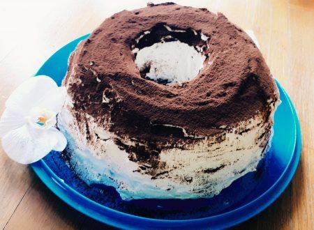 Torta fantasia di Pistacchio, Panna e Cioccolato